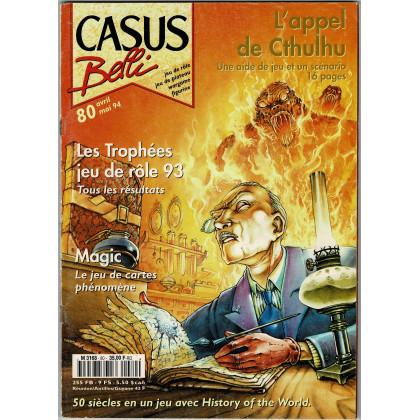 Casus Belli N° 80 (magazine de jeux de rôle) 013