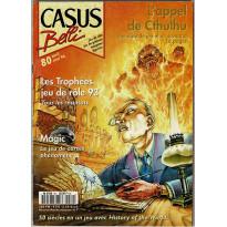 Casus Belli N° 80 (magazine de jeux de rôle)