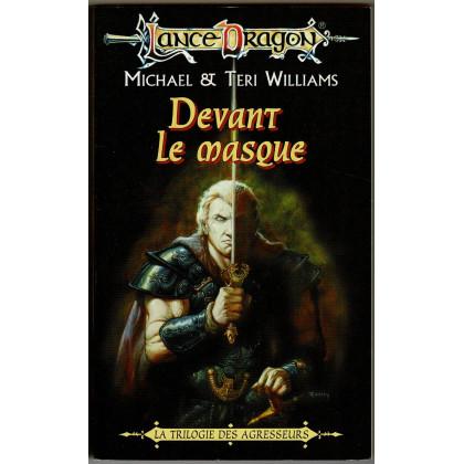 Devant le masque (roman LanceDragon en VF) 003