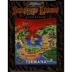 Scarred Lands Gazetteer - Termana (jdr Sword & Sorcery en VO)