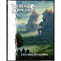 Héros & Dragons - Les Cinq Royaumes (jdr de Black Book en VF)