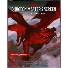Dungeon Master's Screen Reincarnated (jdr Dungeons & Dragons 5 en VO)