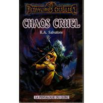 Chaos cruel (roman Les Royaumes Oubliés en VF)