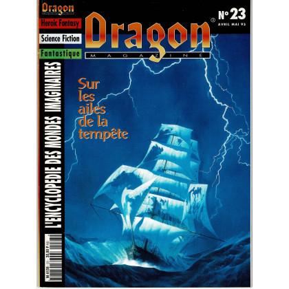 Dragon Magazine N° 23 (L'Encyclopédie des Mondes Imaginaires) 008
