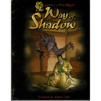 The Way of Shadow (jdr Legend of the Five Rings en VO)
