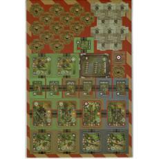 Heroes of Normandie - The Devil Pig News N° 1 (jeu de stratégie & wargame de Devil Pig Games en VF)