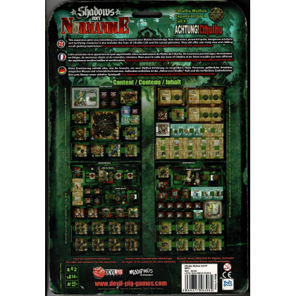Shadows over Normandie - Mythos Expansion Pack Call 1 (jeu de stratégie de Devil Pig Games en VF/VO) 002