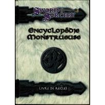 Encyclopédie Monstrueuse - Livre de Règles (jdr Sword & Sorcery - Les Terres Balafrées en VF)