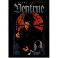 Le Livre du Clan Ventrue (jdr Vampire La Mascarade en VF)