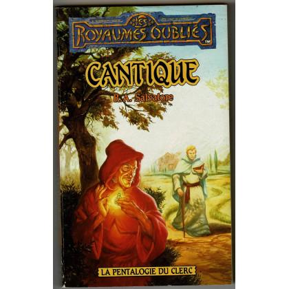 Cantique (roman Les Royaumes Oubliés en VF) 002
