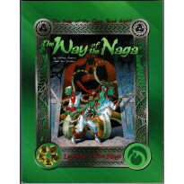 The Way of the Naga (jdr Legend of the Five Rings en VO)