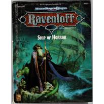 RA2 Ship of Horror (jdr AD&D 2e édition Ravenloft en VO)