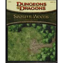 DU5 Sinister Woods Dungeon Tiles (jdr D&D 4 en VO)