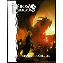 Héros & Dragons - Manuel des Règles (jdr de Black Book Editions en VF)