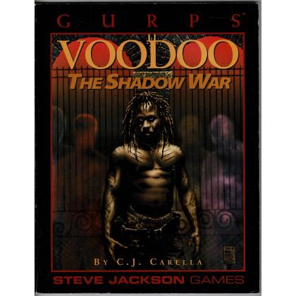Voodoo, The Shadow War (jdr GURPS en VO) 002