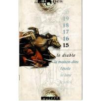 Les Arcanes Majeurs 15 - Le Diable (jdr Nephilim 2e édition en VF)