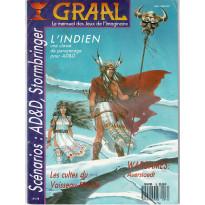 Graal N° 16 (Le mensuel des jeux de l'Imaginaire) 004