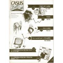 Casus Belli N° 102 - Encart de scénarios (magazine de jeux de rôle)