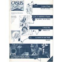 Casus Belli N° 101 - Encart de scénarios (magazine de jeux de rôle)