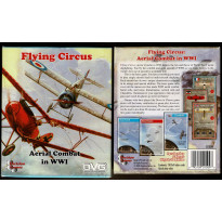 Flying Circus - Aerial Combat in WWI (jeu simulation cartes DVG en VO) 001