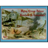 Flying Circus Deluxe - Bombers & Campaigns (jeu simulation cartes DVG en VO) 001