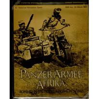 Panzer Armee Afrika (wargame de SPI en VO)