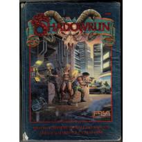 Shadowrun - Livre de base (jdr Première Edition en VF)