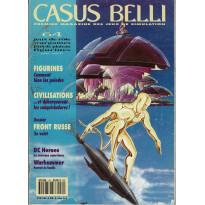 Casus Belli N° 64 (Premier magazine des jeux de simulation) 008