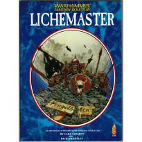 Lichemaster (Warhammer Fantasy Role Play 1ère édition en VO)