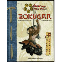 Rokugan - Oriental Adventures Campaign Setting (jdr Legend of the Five Rings d20 System en VO)