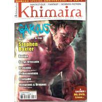 Khimaira N° 16 (magazine Fantastique Fantasy Science-fiction en VF) 001