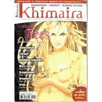 Khimaira N° 13 (magazine Fantastique Fantasy Science-fiction en VF) 001