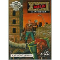 Berlin XVIII - Le jeu de rôle (jdr 2e édition de Siroz éditions en VF)