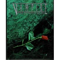 Vampire The Masquerade - Livre de base V3 (jdr de White Wolf en VO)