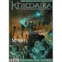 Khimaira N° 23 (magazine Fantastique Fantasy Science-fiction en VF) 001