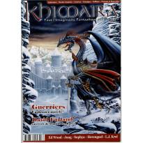 Khimaira N° 20 (magazine Fantastique Fantasy Science-fiction en VF) 001