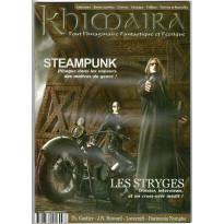 Khimaira N° 18 (magazine Fantastique Fantasy Science-fiction en VF) 001