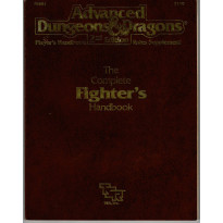 The Complete Fighter's Handbook (jdr AD&D 2e édition VO) 004
