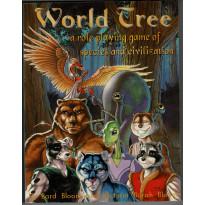 World Tree Rpg (jdr de Padwolf Publishing en VO)