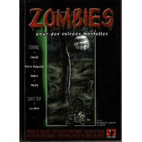 Zombies - Pour des soirées mortelles (livre de règles jdr en VF) 006