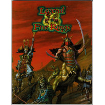 Legend of the Five Rings - Gamemaster's Pack (jdr 1ère édition 2e version en VO)