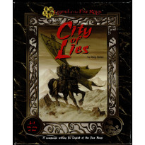L-1 City of Lies (jdr Legend of the Five Rings en VO)