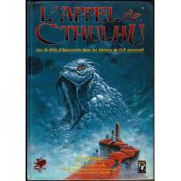 L'Appel de Cthulhu - Livre de base 5e Edition (jdr Jeux Descartes en VF)