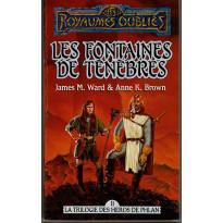 Les Fontaines de Ténèbres (roman Les Royaumes Oubliés en VF)