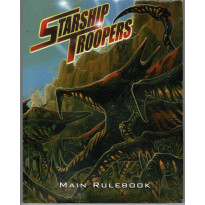 Starship Troopers Miniatures Game - Main Rulebook (jeu figurines Mongoose Publishing en VO)