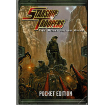Starship Troopers Rpg - Pocket Edition (jdr de Mongoose Publishing en VO)
