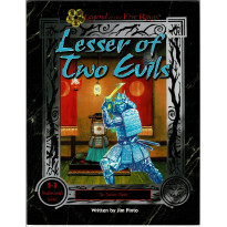 S-3 Lesser of Two Evils (jdr Legend of the Five Rings en VO)