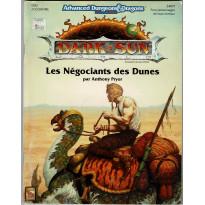 SSR2 Les Négociants de Dunes (jdr Dark Sun - AD&D 2e édition en VF)