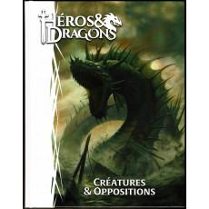 Héros & Dragons - Créatures & Oppositions (jdr de Black Book en VF)