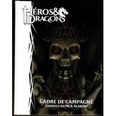 Héros & Dragons - Cadre de Campagne (jdr de Black Book en VF)